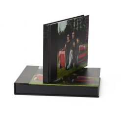 Manhattan Album Deluxe Cover And Case