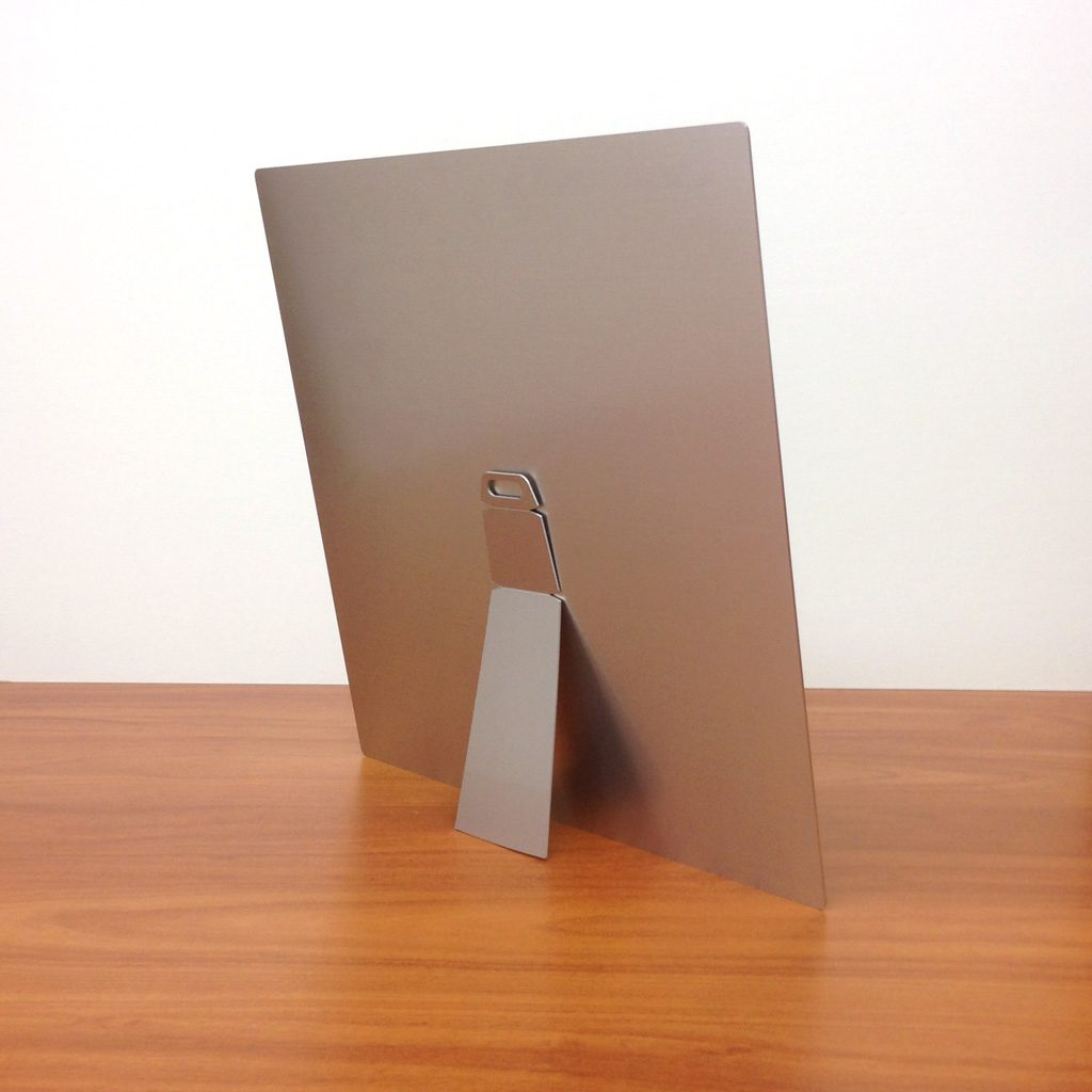 Metal Print With Easel 03
