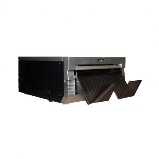 DNP DS80 Printer Left Profile