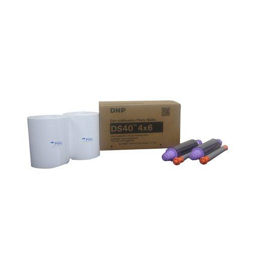 DNP DS40 MediaKit 4x6