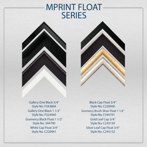 Mprint Float Series Corner Set New