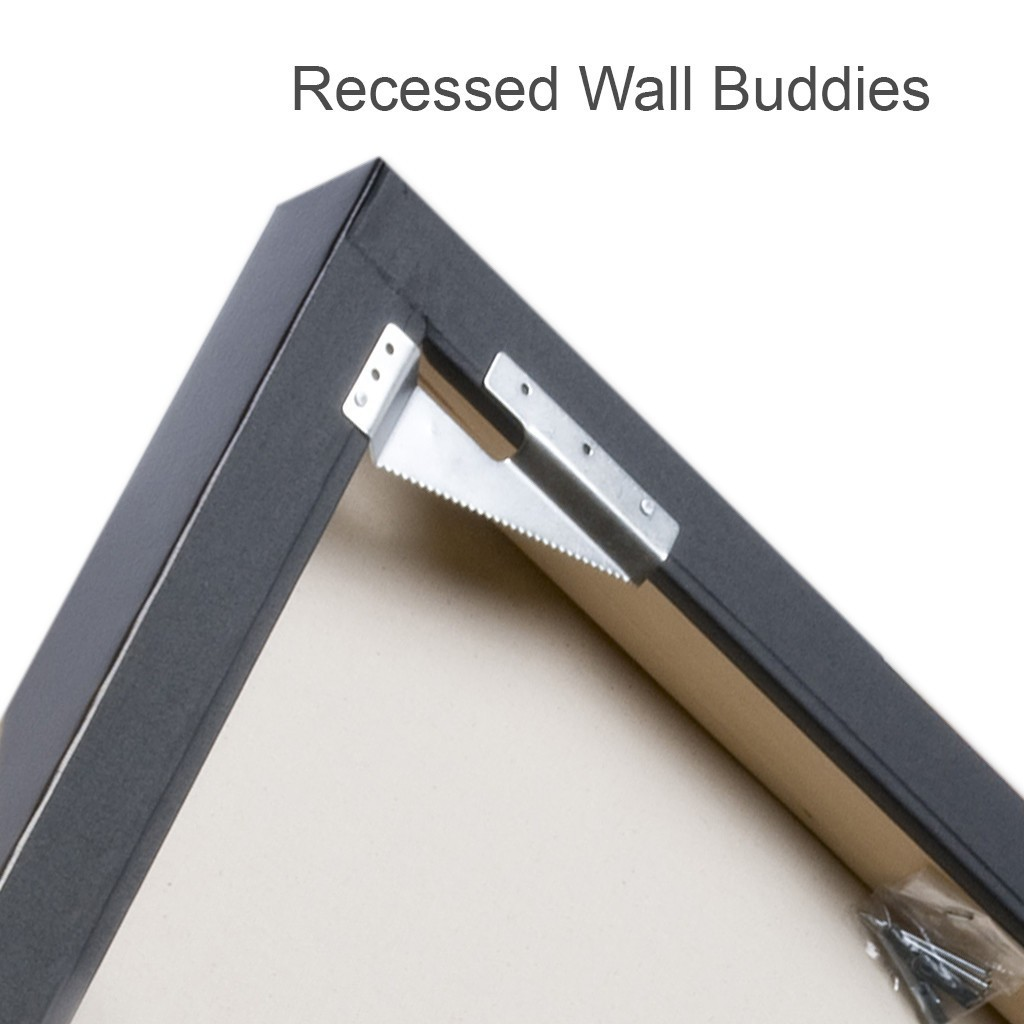 Recessed Wall Buddies For Website