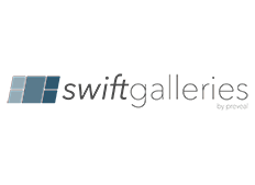 swift galleries logo
