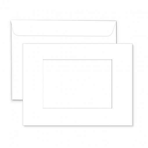 Blank Window Envelope MP 824