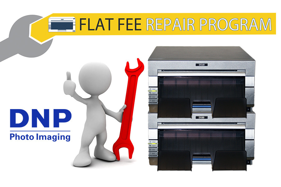 DNP Free Flat Reapir Program Banner