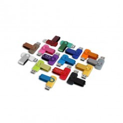 Metal Clip Swivel Drives Mix and Match