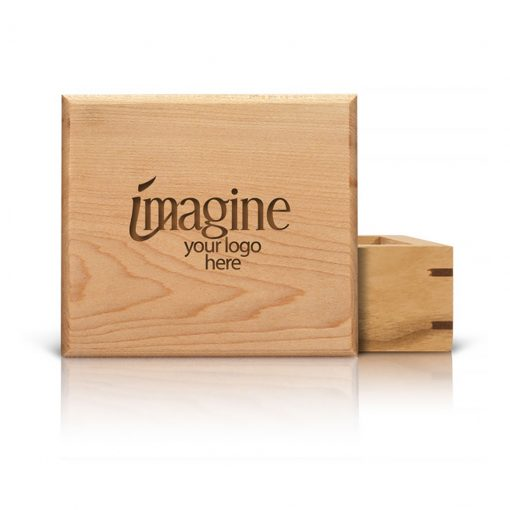 Premium Wood Box Maple
