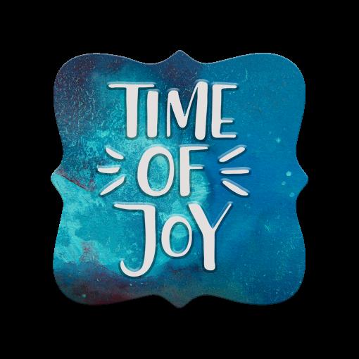 Press Products Prague Sticker Time of Joy