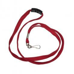 Safety Lanyard Red