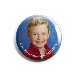 Button Front School Graduation