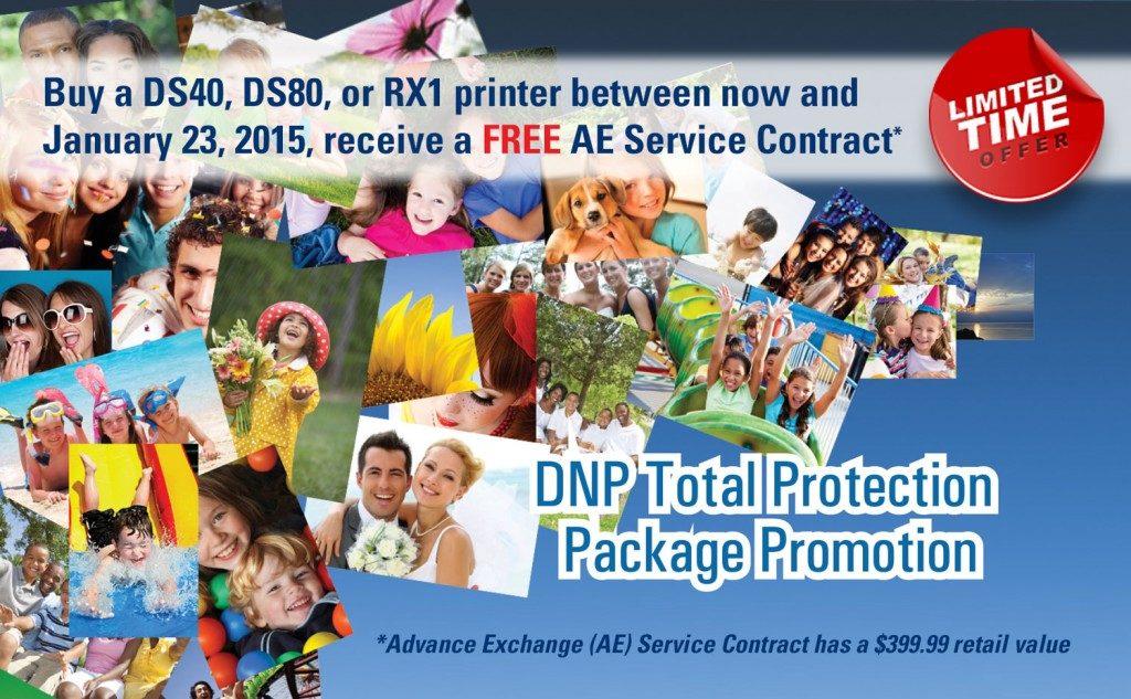 DNP AE Service Promo