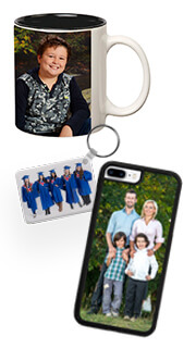Custom Image Photo Gifts
