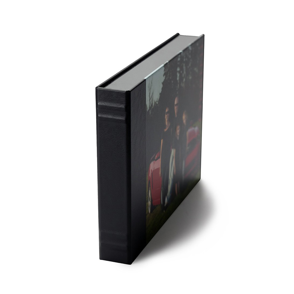 Manhattan Album Deluxe Case Standing