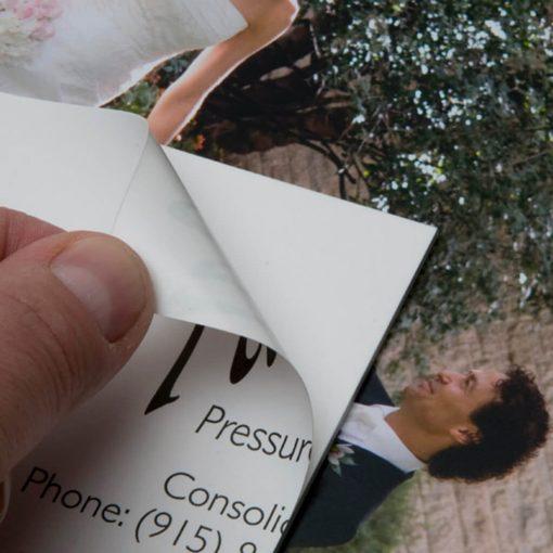 ParaMount Pressure Sensitive Mount Board Closeup