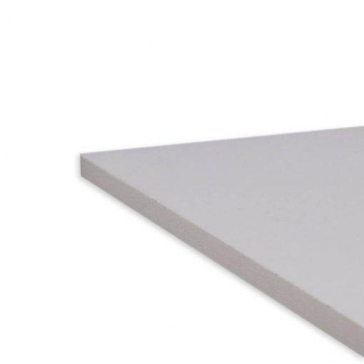 Ultra White Foam Core Side View