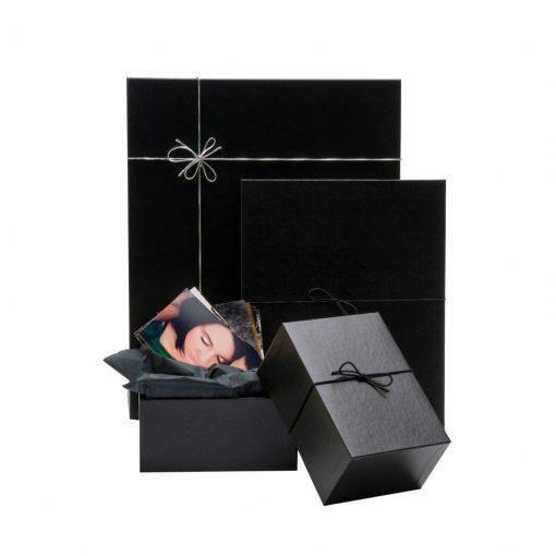Gift Box Display Black