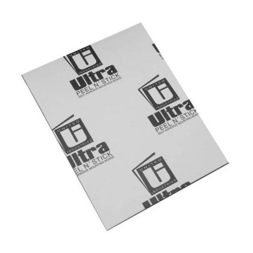 Black High Density Self Adhesive Foam Board 01