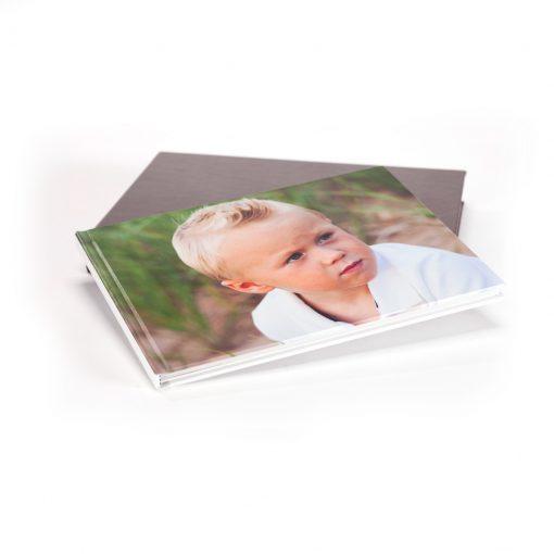 Hard Cover Press Book 01