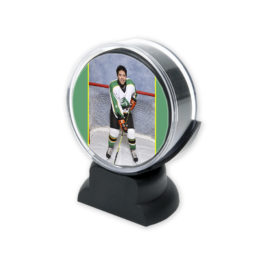 Hockey Puck With Holder 01