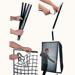 Lighttools Stretch Frames 02