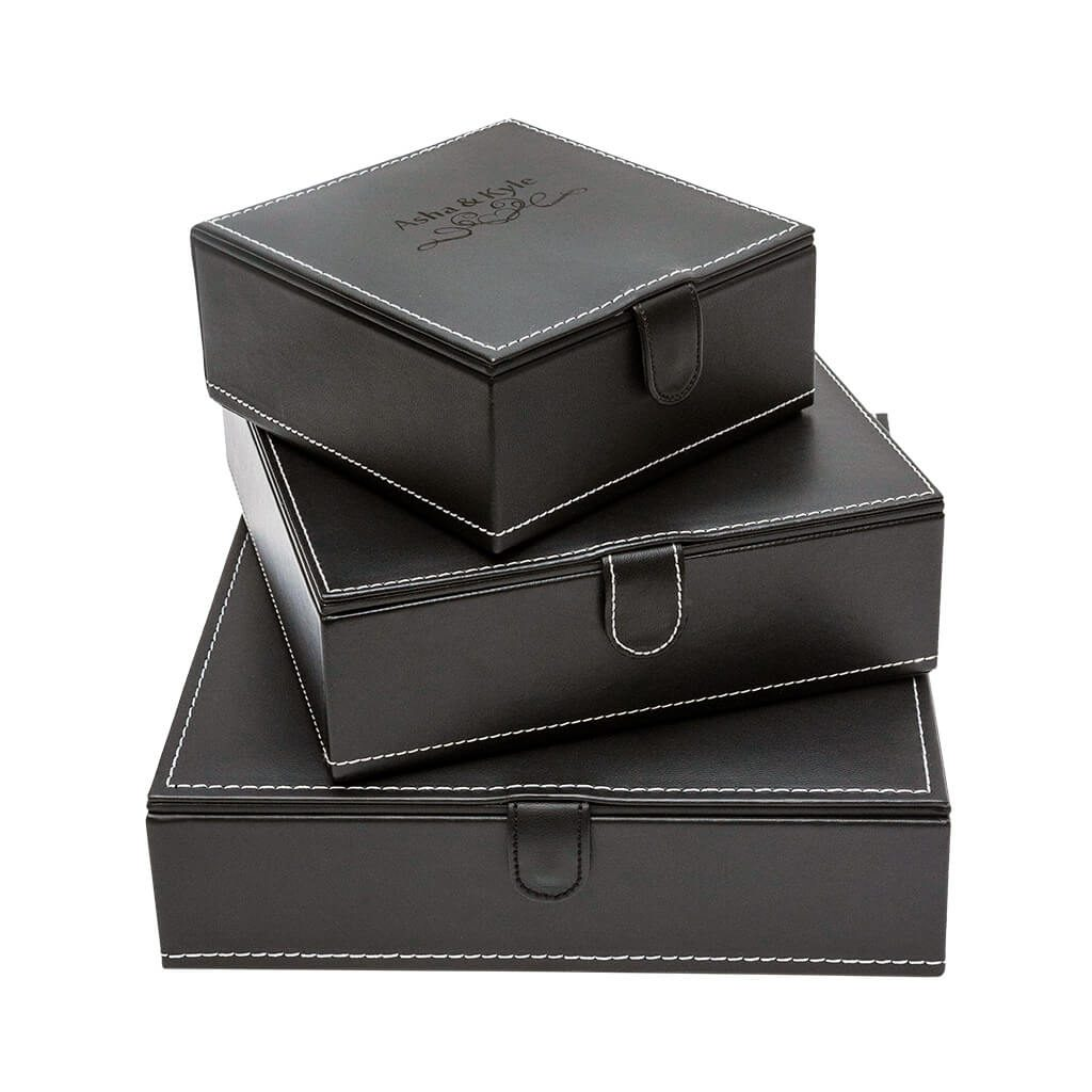 Memory Boxes Sample Sizes