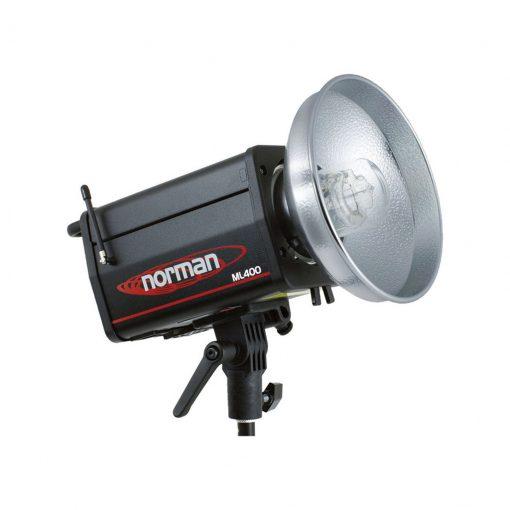 Norman 400w Monolight W. PocketWizard 01