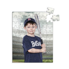 Puzzle 60pc Kid Baseball