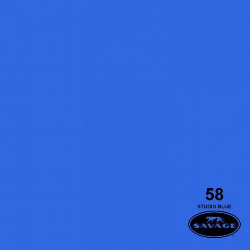 Savage 58 Studio Blue