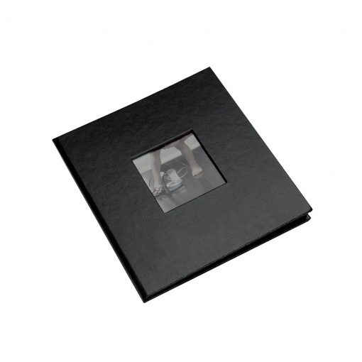Topflight Cd Holder 2x2 Front Cover Square Window 01