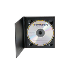 Topflight Cd Holder 2x2 Front Cover Square Window 02