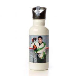 Water Bottle White